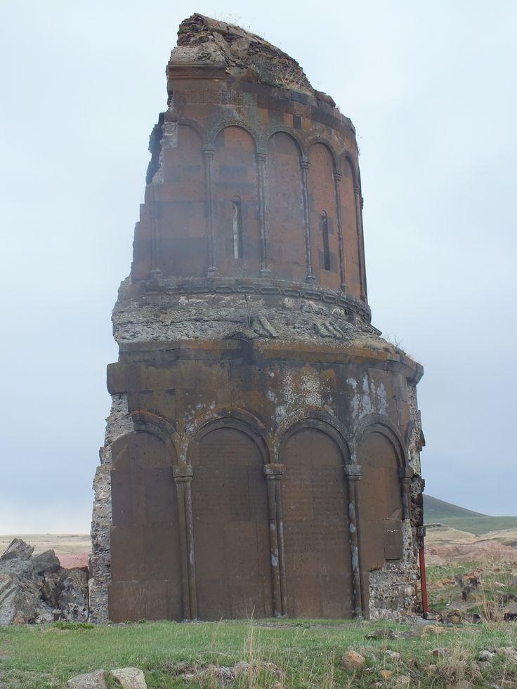 ANİ HAREBELERİ KARS - TURKEY