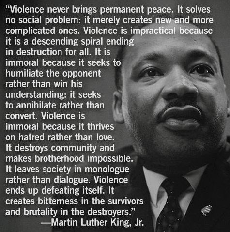 a description of the king martin luther jr a american clergyman and nobel prize winner Martin luther king, jr, (1929-1968), american clergyman and nobel prize winner, one of the principal leaders of the american civil rights movement and a prominent advocate of nonviolent protest.