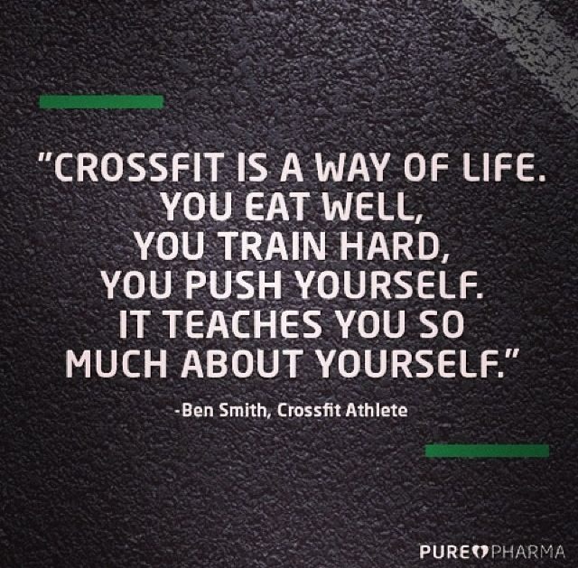 Best ideas about crossfit motivation on pinterest