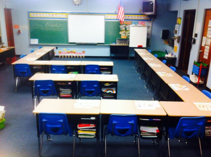 Classroom Workstation Ideas ~ Best classroom desk arrangement ideas on pinterest