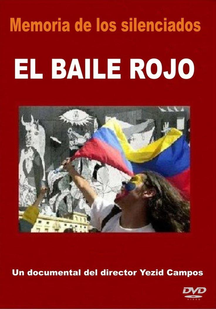 Memoria De Los Silenciados - El Baile Rojo Movie Poster http://ift.tt/2n78UOy