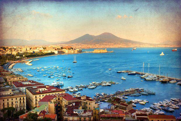 Neapol - wizzair