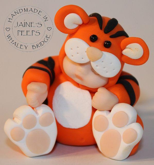 Tiger by Jaine's Peeps, via Flickr