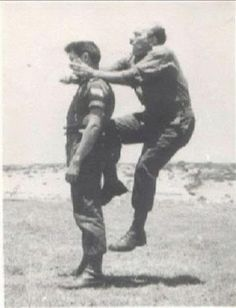 A Primer on Krav Maga: The Combative System of the Israeli Defense Forces Via: The Art Of Manliness | ? :) ? | Nice article - some extra photo referencing would of been nice.. | #KravMaga #articles