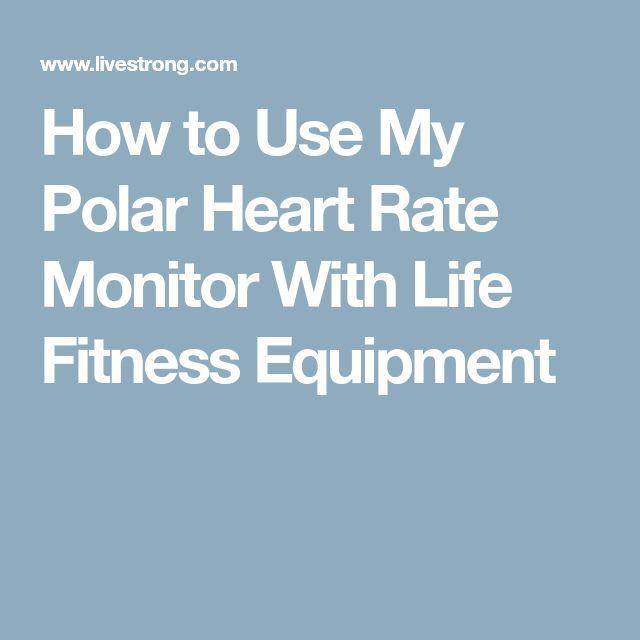 Life Fitness Treadmill Heart Rate Chart: Best 25+ Heart Rate Ideas On Pinterest