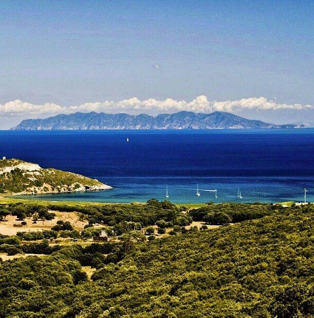 Capraia island, Arcipelago Toscano