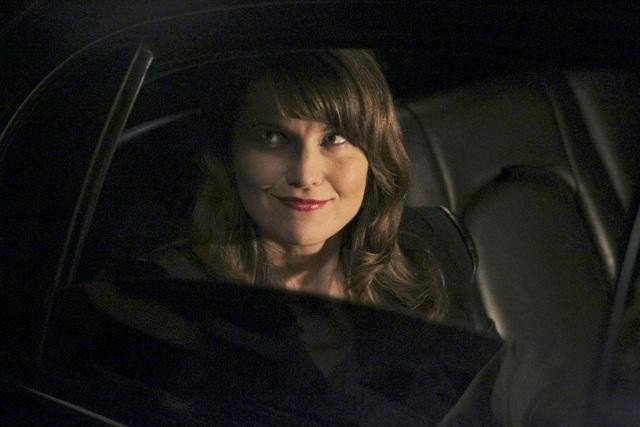 Still of Lucy Lawless in No Ordinary Family