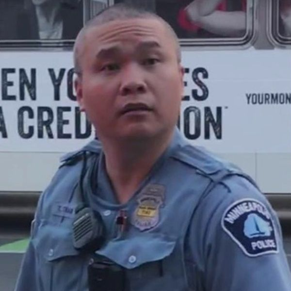 Tou Thao Has Left Minnesota Lawyer Police Officer African American Men Black Lives Matter Protest