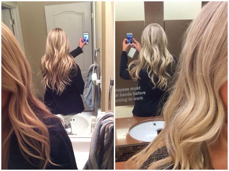 make it lively.: DIY Blonde/Silver Hair Toner