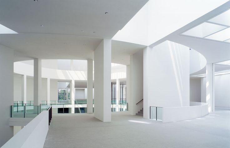 stephan braunfels architekt / pinakothek der moderne, münchen