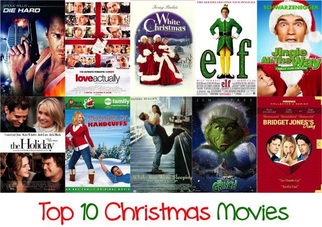 vintage christmas movie list   Top 10 Christmas Movies