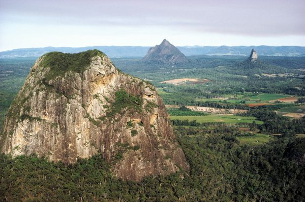Top 10 Australian mountains to climb - our own Mt Barney makes Australian Geographic's list!