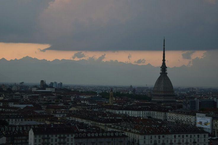 Monte dei Cappuccini in Torino, Piemonte