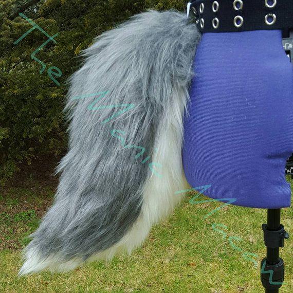 Da Cab E B A Af C D Dcb Wolf Tail Fursuit