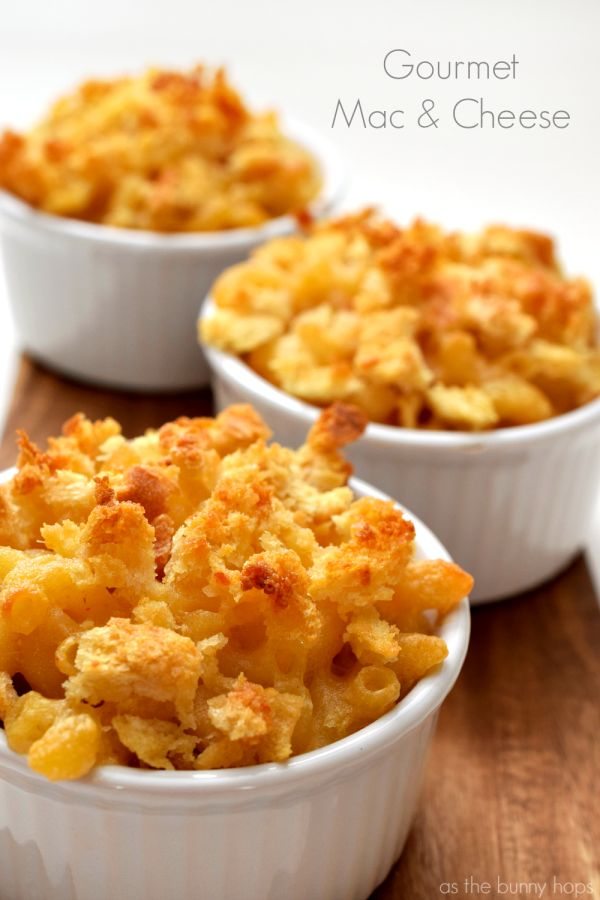 The very best Gourmet Mac & Cheese EVER!