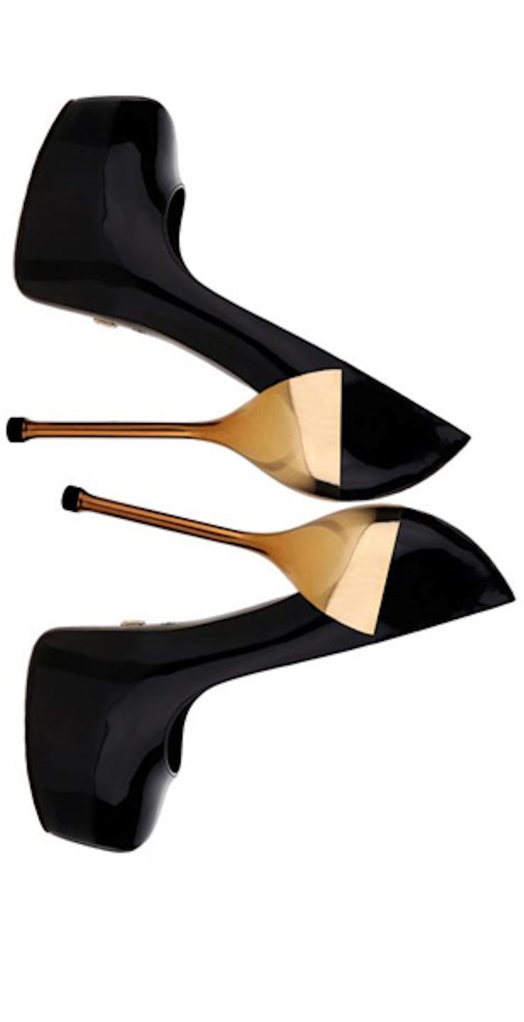 Saint Laurent  |  shoes 1