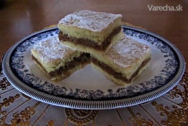 Jablkovo-orechové pité (fotorecept) - Recept