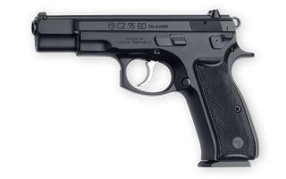 The CZ 75 BD.