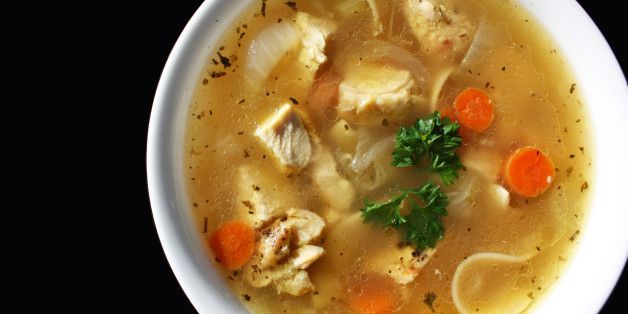 Mom Was Right. Chicken Soup Really Is 'Jewish Penicillin' For Your Cold.