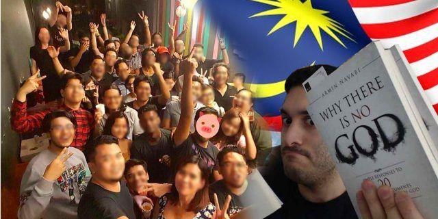 Selepas iftar gay himpunan Ateis pula di Kuala Lumpur   Perjumpaan tahunan persatuan ateis atau lebih dikenali sebagai Atheist Republic telah berjaya dilaksanakan di ibu kota baru-baru ini.  Cawangan Malaysia pertubuhan ini dikenali sebagai The Atheist Republic Consulate of Kuala Lumpur atau dalam Bahasa Melayunya Kedutaan Republik Ateis di Kuala Lumpur.  Keanggotaan pertubuhan ini tidak terbatas kepada mana-mana bangsa dan syaratnya cuma satu iaitu anda perlu yakin bahawa Tuhan tidak wujud…