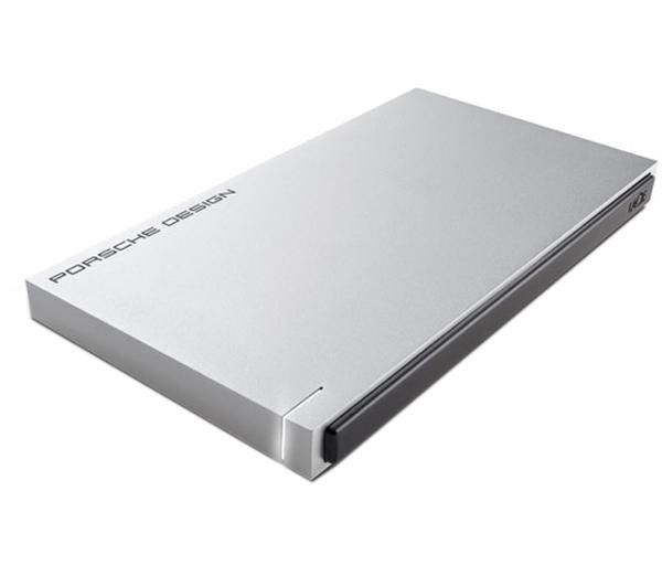 LACIE P'9223 Porsche Design Slim portable external hard drive - 500 GB   USB Type-A Male/Female Extension Lead - 2 metres - MC922AMF-2M | €65.65