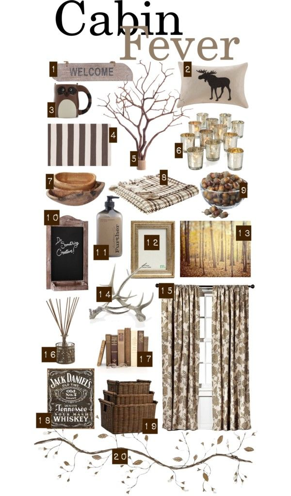 """cabinfever"" by jhansen-i on Polyvore"