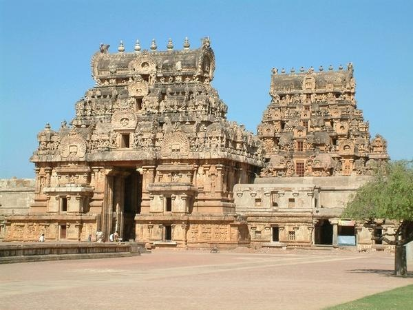 The Badami Chalukya architecture was a temple building idiom that evolved in the time period of 5th – 8th centuries. This style is sometimes called the Vesara style and Chalukya style.