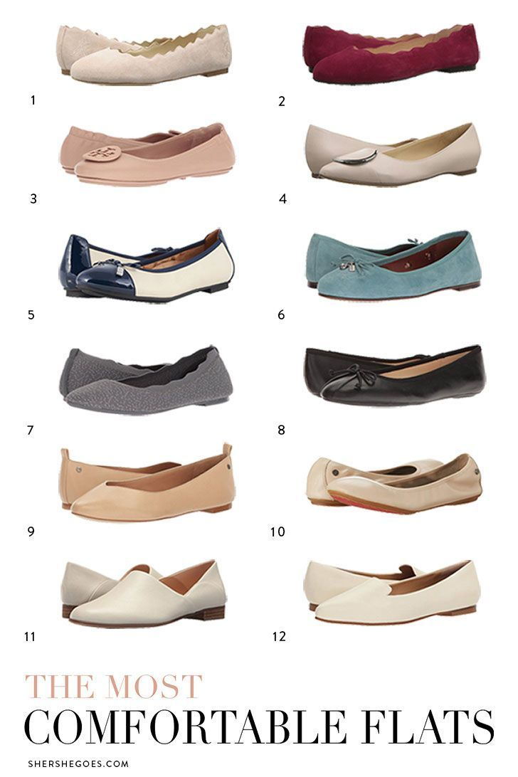 I M Always On The Hunt For Great Work Flats That Are Comfortable Enough To Be On My Feet The Whol Business Casual Shoes Work Shoes Women Comfortable Work Shoes
