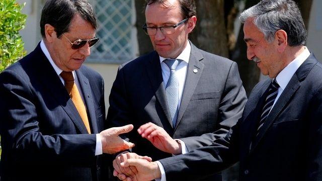 Chypre: discussions en Suisse sur la réunification