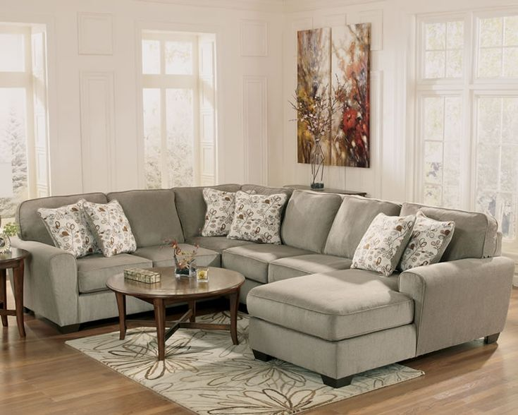 Piece Modular Sectional With Chaise Home