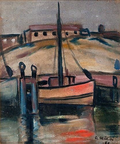 OTTO MAKILA The Harbour