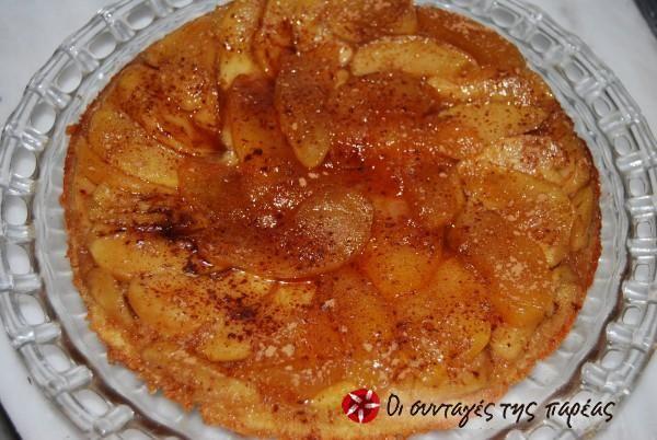 Η μηλόπιτα των αγγέλων #sintagespareas