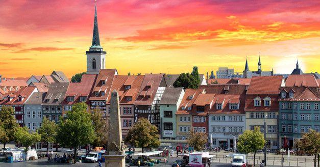 67€   -47%   #Städtereise #Erfurt – Kulturreiches #Deutschland erleben
