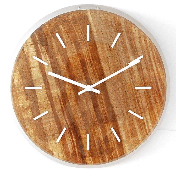 www.BeUnique.sk - Handmade Papyrus Clock
