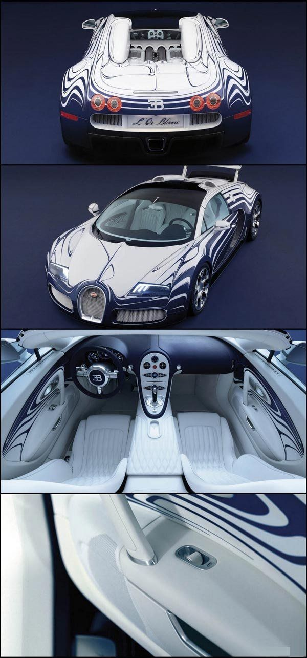 World's most expensive car - Bugatti Veyron.  What would you drive with a million dollars? Order your Powerball, Mega Millions and SuperLotto Plus tickets on LottoGopher.com, the best way to buy California lottery tickets online!