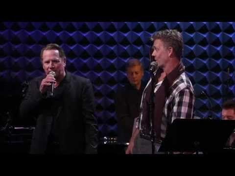 John Schneider & Tom Wopat - Let it Snow - Joe's Pub (12.2.14) - YouTube