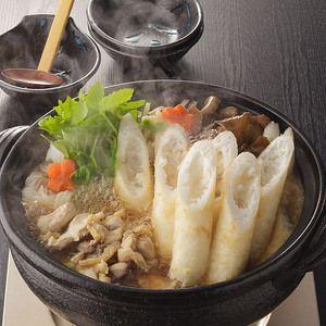[ご当地ギフト:秋田]秋田伝統の味をこの冬の贈りものに。【秋田比内地鶏きりたんぽ鍋】