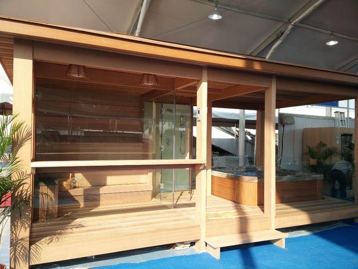 pr fabriqu e maison en bois gazebo en plein air sauna salle de douche vapeur fs lt06. Black Bedroom Furniture Sets. Home Design Ideas