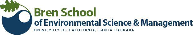 Bren School of Environmental Science & Management: job/internship listings by field