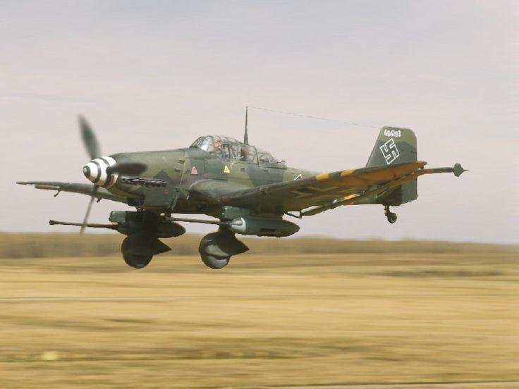 "Junkers Ju 87 G-2 ""Kanonenvogel"""