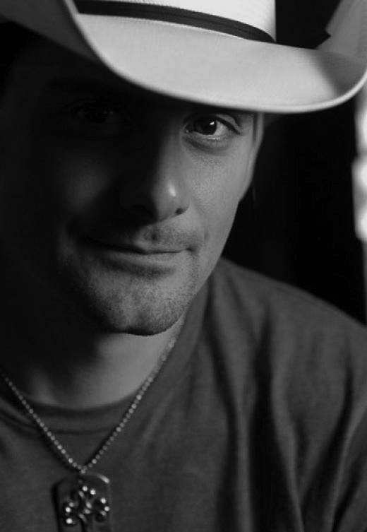 Brad Paisley, what can I say I love my country music <3
