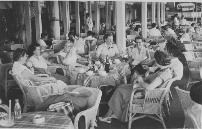 Kemayoran Jakarta 1950's