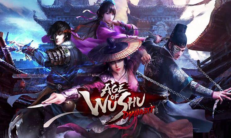 Age of Wushu Dynasty - Ver. 14.0.1 Mod Apk