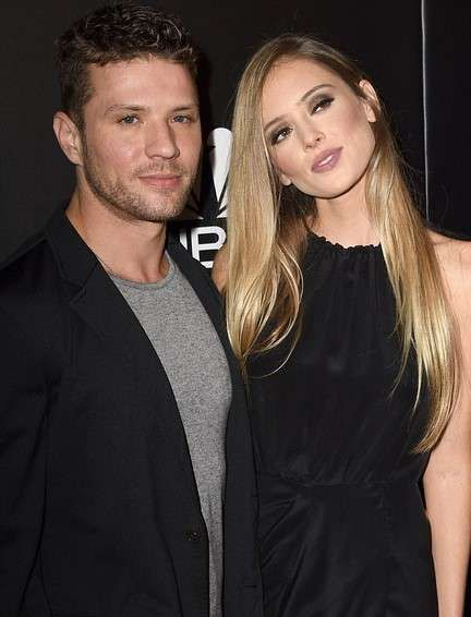 Ryan Phillippe and his girlfriend Paulina Slatger broken up