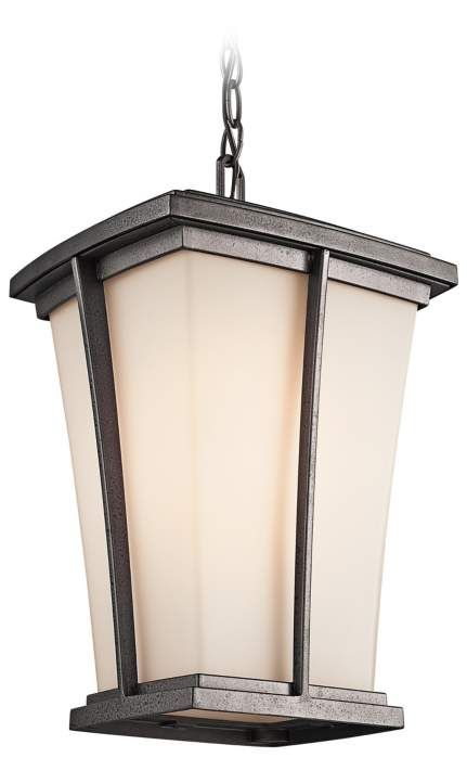 Brockton 17 1 2 Inch H Kichler Contemporary Outdoor Light Eurostylelighting