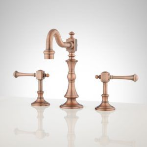Brass And Chrome Bathtub Faucets