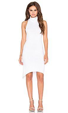 Saint Grace Kaya Dress in White