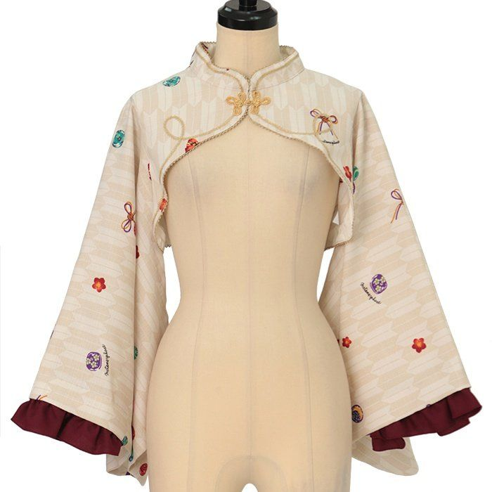metamorphose 春告げ鳥の恋うららぺプラム JSK https://www.wunderwelt.jp/en/products/w-28663 春告げ鳥の恋うらら Kimono Sleeve Bolero https://www.wunderwelt.jp/en/products/w-28664 https://www.wunderwelt.jp/en/products/w-28665  Worldwide shipping available ♪  How to order → https://www.wunderwelt.jp/en/shopping_guide
