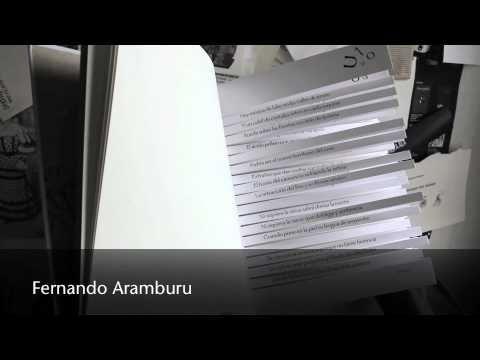Cien mil millones de poemas, homenaje a Raymond Queneau. 10 sonetos cuyos versos son combinables y riman entre sí, dándose así hasta 100.000 millones de comb...