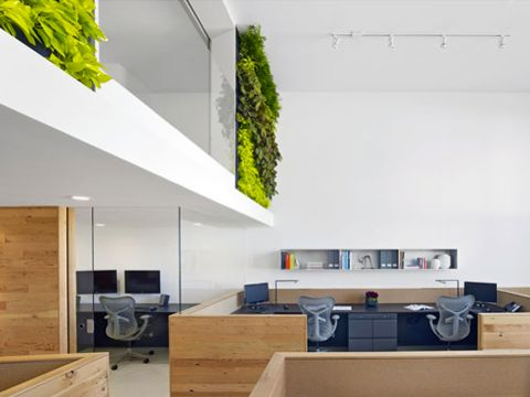 sighted 2012 herman miller discover blog creative use of reclaimed wood a living - Interior Design Leed Certification